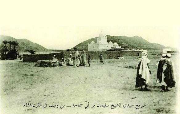 قبيلة أولاد سيدي الشيخ البكرية