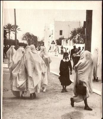 الحايك ليبيا