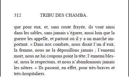 شعانبة ، chaamba