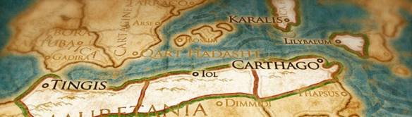 الفينقيون القرطاجيون الجزائر