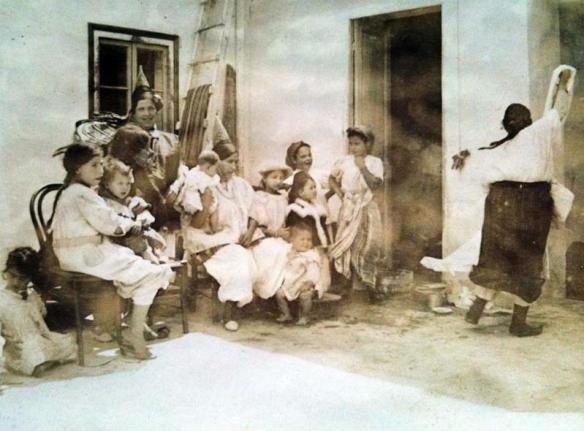 constantine-famille-juive-en-1900
