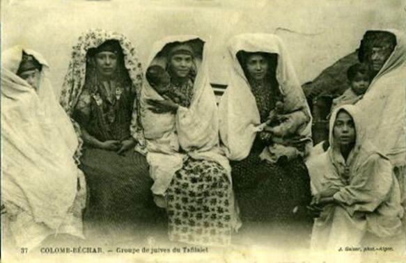يهود بشارjuives-de-colomb-bechar