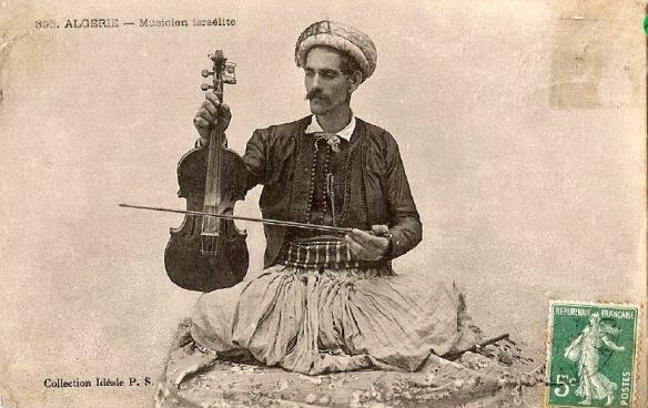 musicien-israelite