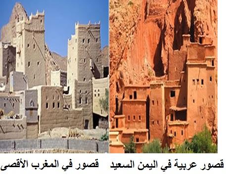 التشابه بين العرب والبربر