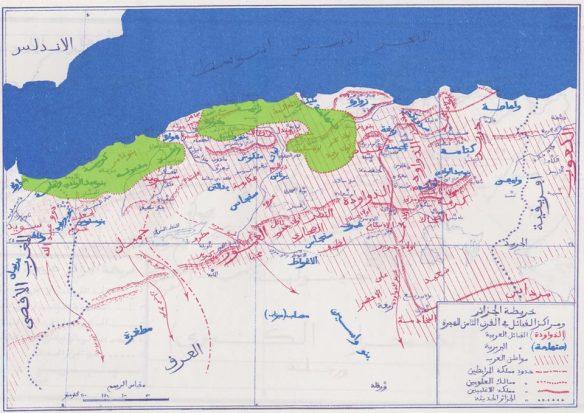 ممالك السليمانيين في الجزائر