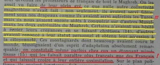 الزواف واحتلال الجزائر وكل شمال افريقيا