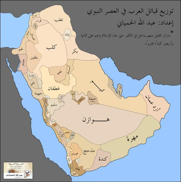 عربٌ بائدة وعربٌ عاربة وعربٌ