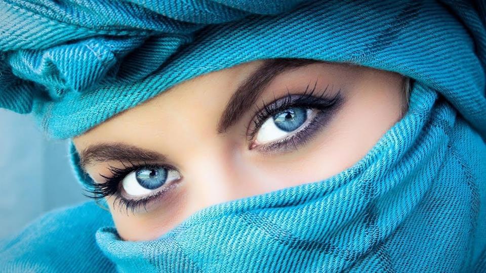 العيون الزرقاء عند العرب – les yeux blues chez lesarabes