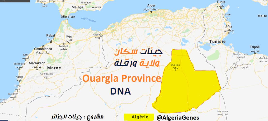 جينات ورقـلة – OuarglaDNA