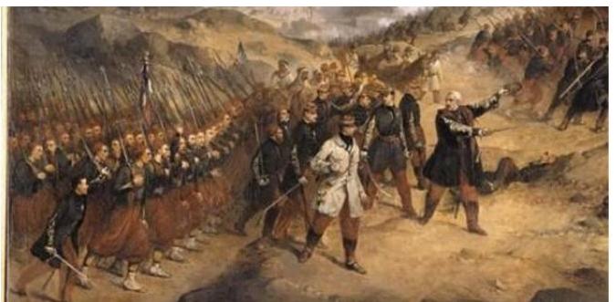 مجزرة الأغواط 4ديسمبر1852 أول #إبادة بالأسلحة الكيميائية في العالم — génocide à Laghouat 4décembre1852, premier Massacre de l'armement chimique aumonde